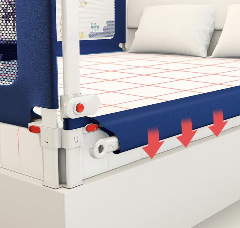 Baby Guard Rail for Bed BR02