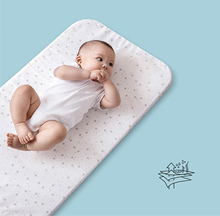 Soft and breathable mattress