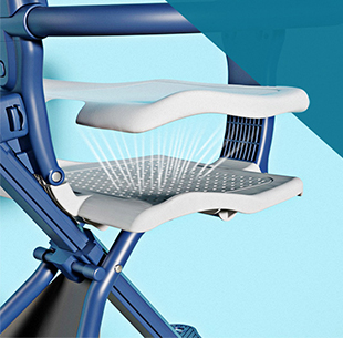 breathable seat